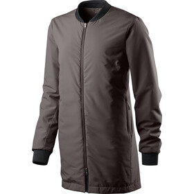 Houdini Pitch Jacket Women bister brown